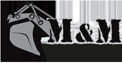 M & M Brennholz / Lohnarbeit / Erd- und Kulturbau / Agrarservice - Logo